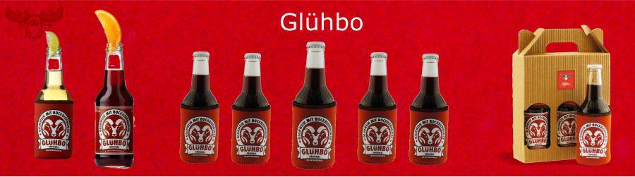 Glühbo - Glühwein mit Bockbierwürze