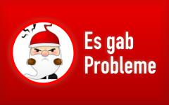 Es gab Probleme